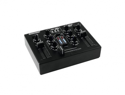 Omnitronic Pm-211p Dj-mixer Mit Player - Vorschau