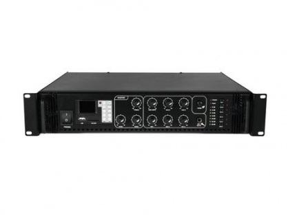 OMNITRONIC MPZ-250.6P Mischverstärker
