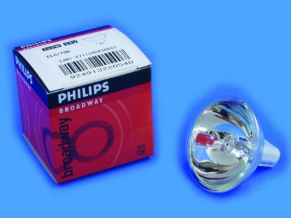 PHILIPS ELC 24V/250W GX-5, 3 1000h 50mm Reflektor