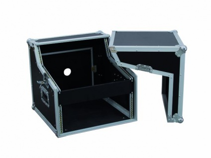 ROADINGER Spezial-Mixer/CD-Player-Case 3/7/6HE