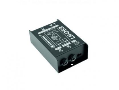 Omnitronic Lh-053 Di-box Passiv - Vorschau 3