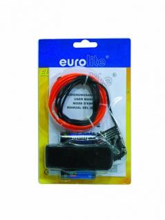 EUROLITE EL-Schnur 2mm, 2m, rot