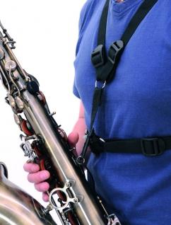 DIMAVERY Umhängegurt für Saxophone