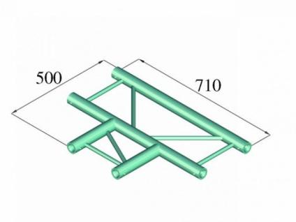 ALUTRUSS BILOCK BQ2-PAT35H 3-Weg T-Stück 90°