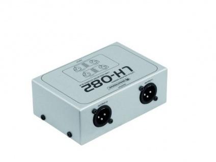 Omnitronic Lh-082 Stereo-isolator Xlr - Vorschau 3