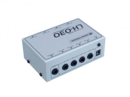 Omnitronic Lh-030 Kopfhörerverstärker - Vorschau 2