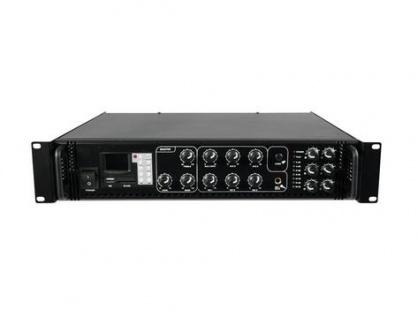 OMNITRONIC MPVZ-250.6P Mischverstärker