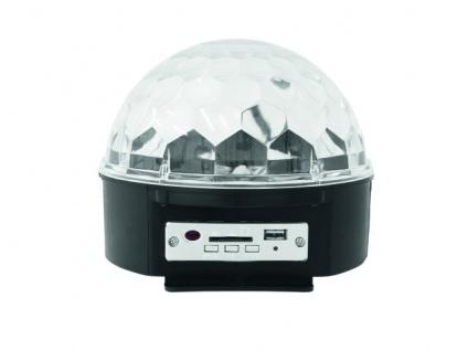 EUROLITE LED BC-8 Strahleneffekt MP3