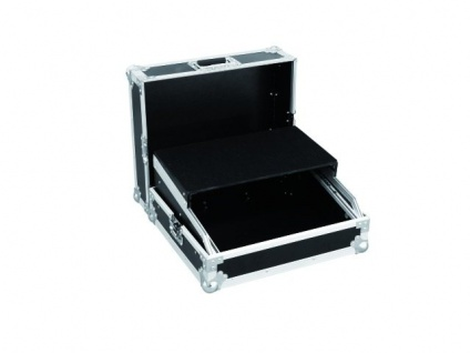 ROADINGER Mixer-Case Profi LS-19 Laptopablage sw