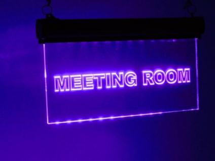 Eurolite Led Sign Meetingroom, Rgb - Vorschau 2