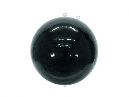 EUROLITE Spiegelkugel 75cm schwarz