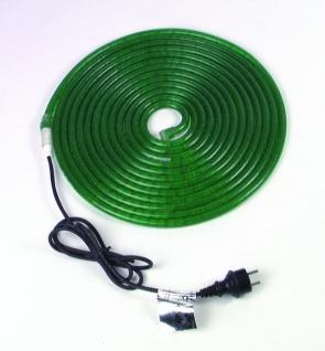 EUROLITE RUBBERLIGHT RL1-230V grün 9m