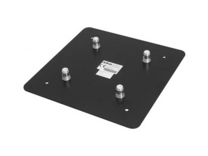 ALUTRUSS QUADLOCK Endplatte SQQG-Konus Male 50cm x 50cm