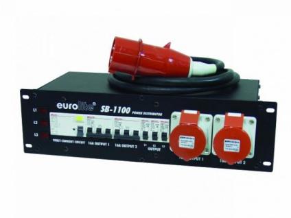 Eurolite Sb-1100 Stromverteiler - Vorschau 2
