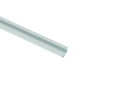 EUROLITE U-Profil MSA für LED Strip silber 4m