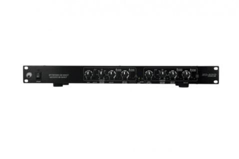 OMNITRONIC XO-230 Aktive Frequenzweiche