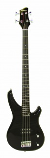 DIMAVERY SB-201 E-Bass, schwarz