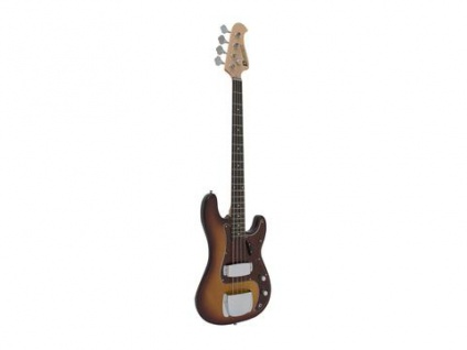 DIMAVERY PB-550 E-Bass, tobaccoburst