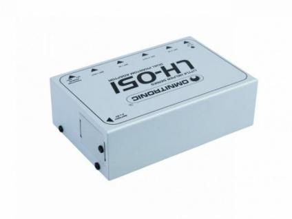 OMNITRONIC LH-051 Dual-Phantom-Speiseadapter - Vorschau 2