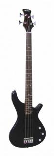 DIMAVERY SB-320 E-Bass, schwarz