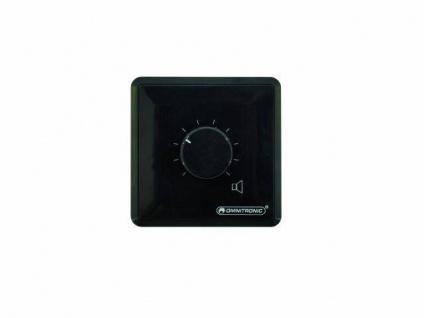 OMNITRONIC ELA LS-Regler 20W stereo sw