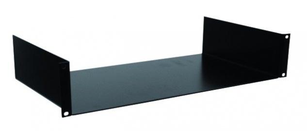 OMNITRONIC Trägereinschub 2HE schwarz