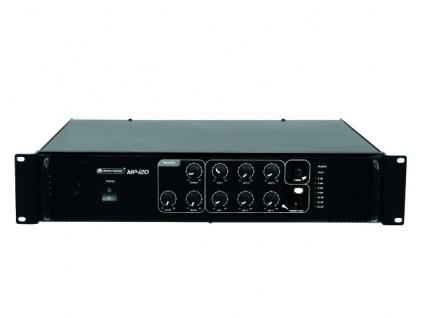 OMNITRONIC MP-120 ELA-Mischverstärker