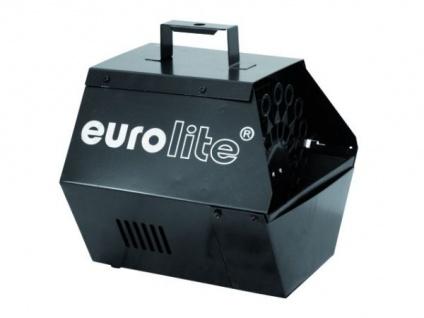 EUROLITE B-90 Seifenblasenmaschine schwarz - Vorschau 2