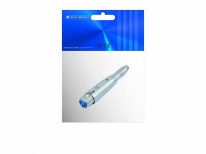 OMNITRONIC Adapter XLR(F)/Klinke(F) stereo