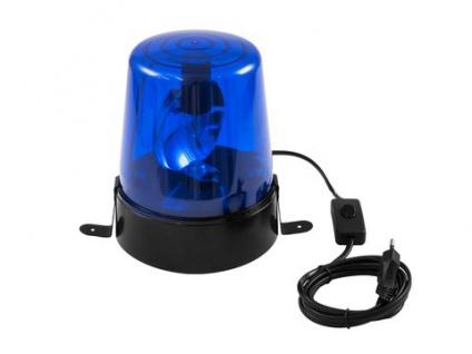 EUROLITE LED Polizeilicht DE-1 blau