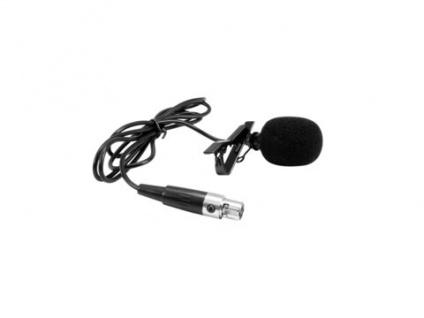 OMNITRONIC MOM-10BT4 Lavalier-Mikrofon