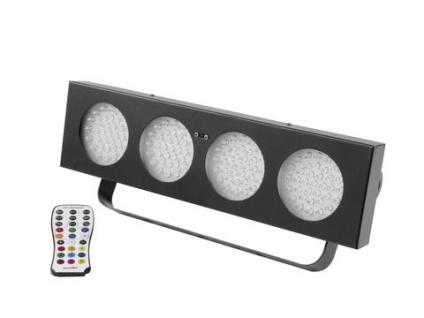 EUROLITE LED KRF-140 4-Kanal-Lichtleiste