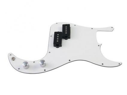 DIMAVERY Pickguard für PB E-Bass-Modelle