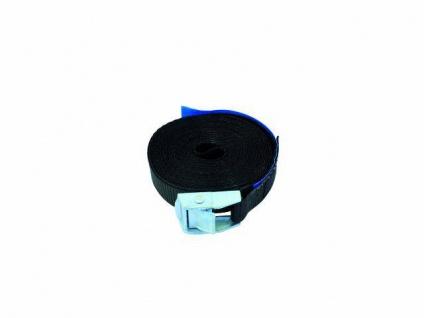 SHZ Spanngurt S200 Schloss 5m/25mm schwarz