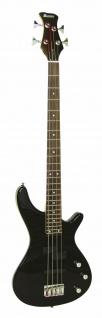 DIMAVERY SB-321 E-Bass, schwarz