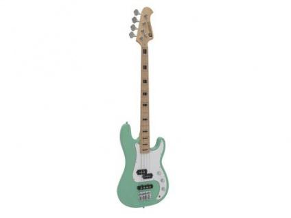 DIMAVERY PB-500 E-Bass, surf green