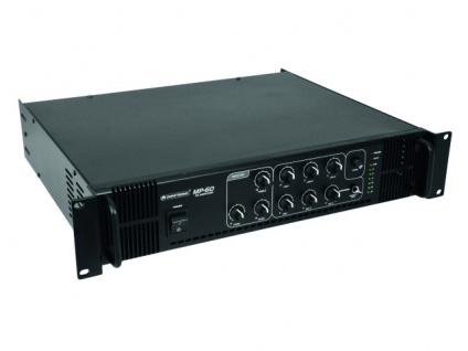 OMNITRONIC MP-60 ELA-Mischverstärker