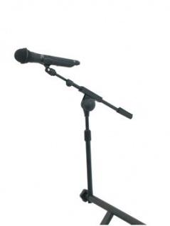 DIMAVERY Mikrofonarm für Keyboardständer