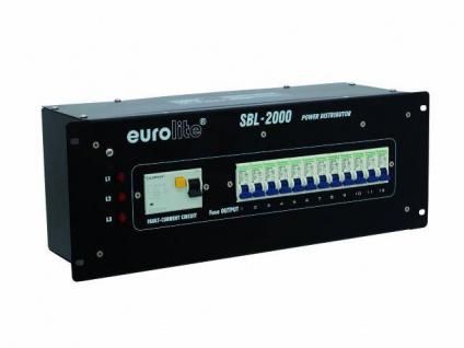 EUROLITE SBL-2000 Stromverteiler