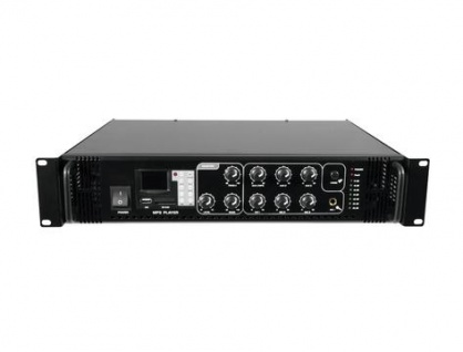 OMNITRONIC MP-500P ELA-Mischverstärker
