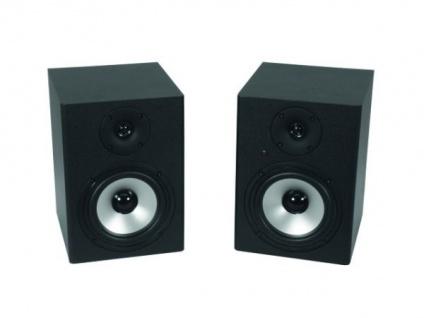 OMNITRONIC PME-5 Studio-Monitor 2x