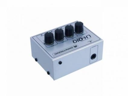 Omnitronic Lh-010 4-kanal-mixer Passiv - Vorschau 2