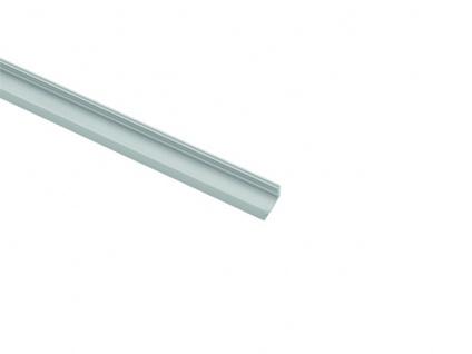 EUROLITE U-Profil für LED Strip silber 4m