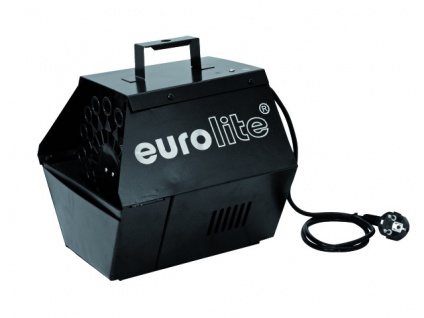 EUROLITE B-90 Seifenblasenmaschine schwarz - Vorschau 1