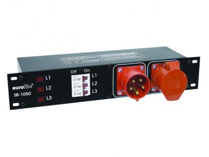 EUROLITE SB-1050 Stromverteiler