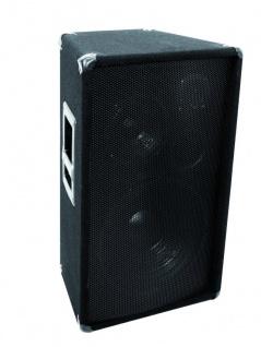 OMNITRONIC TMX-1230 3-Wege-Box 800W