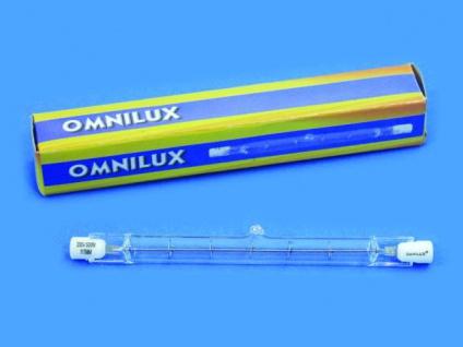 OMNILUX 230V/800W R7s 118mm Stabbrenner