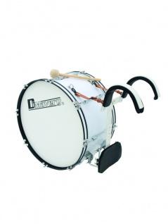 DIMAVERY MB-424 Marsch-Bass-Trommel 24x12