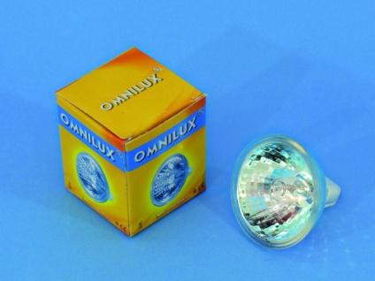 OMNILUX ELC 24V/250W GX-5, 3 50h 50mm Reflektor