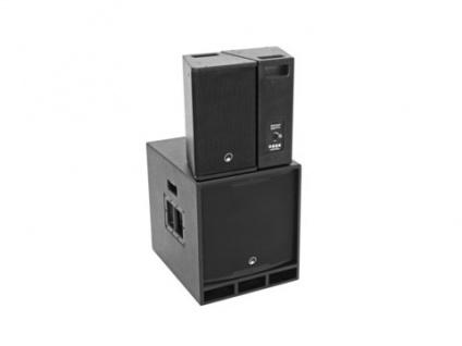 OMNITRONIC MAXX-1508DSP 2.1 Aktiv-System
